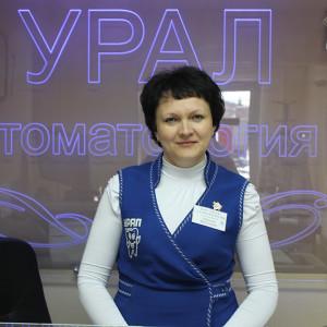 Кадникова Наталья Витальевна
